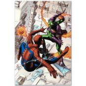 """Marvel Comics """"Dark Reign:The Goblin Legacy One-Shot"""" Numbered Limited Edition G"""