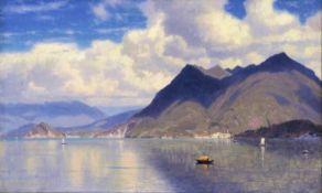 William Haseltine - Lago Maggiore
