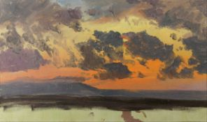 Frederic Edwin Church - Jamaican Sunset