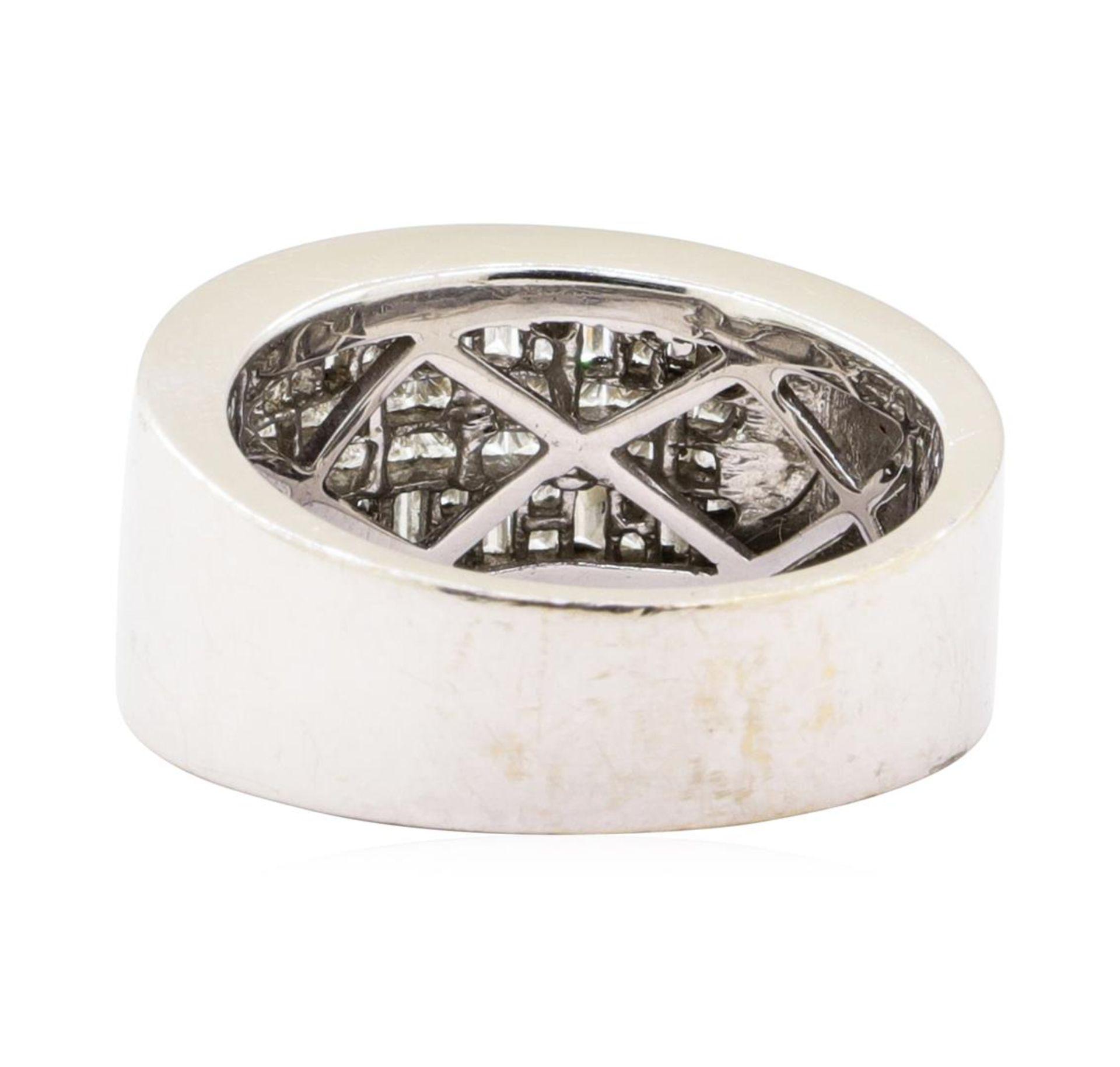 1.07 ctw Diamond Ring - 18KT White Gold - Image 3 of 4