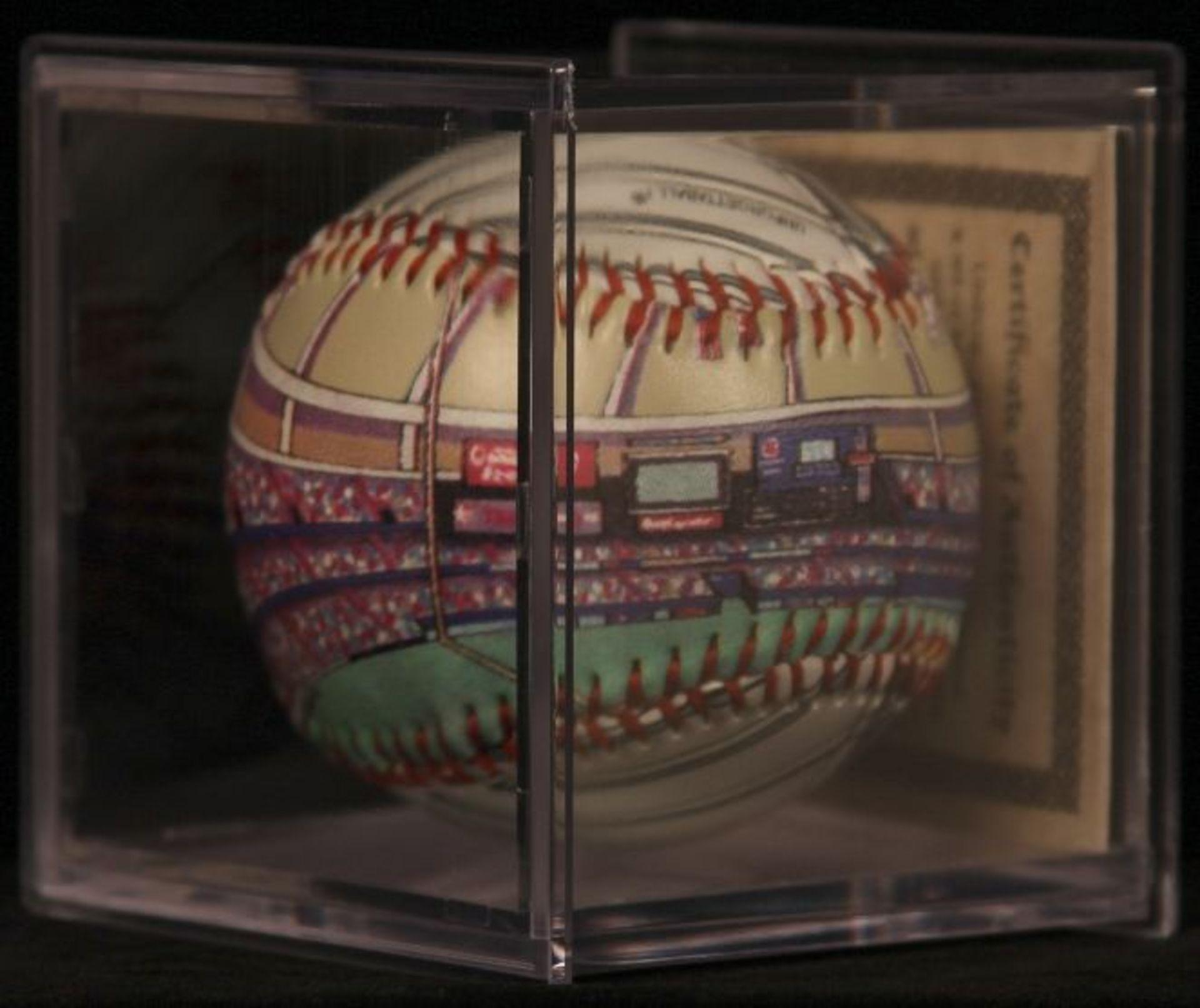 "Unforgettaball! ""Kingdome"" Collectable Baseball - Image 5 of 6"