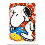 """Hip Hop Hound"" Limited Edition Hand Pulled Original Lithograph (30"" x 47"") by R"