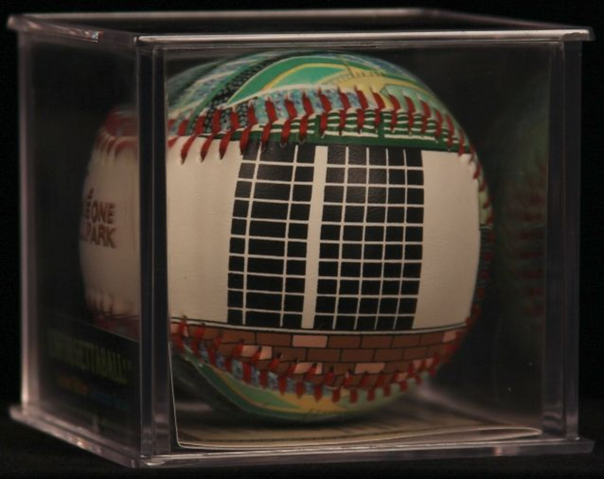 "Unforgettaball! ""Bank One Ballpark"" Collectable Baseball - Image 3 of 6"