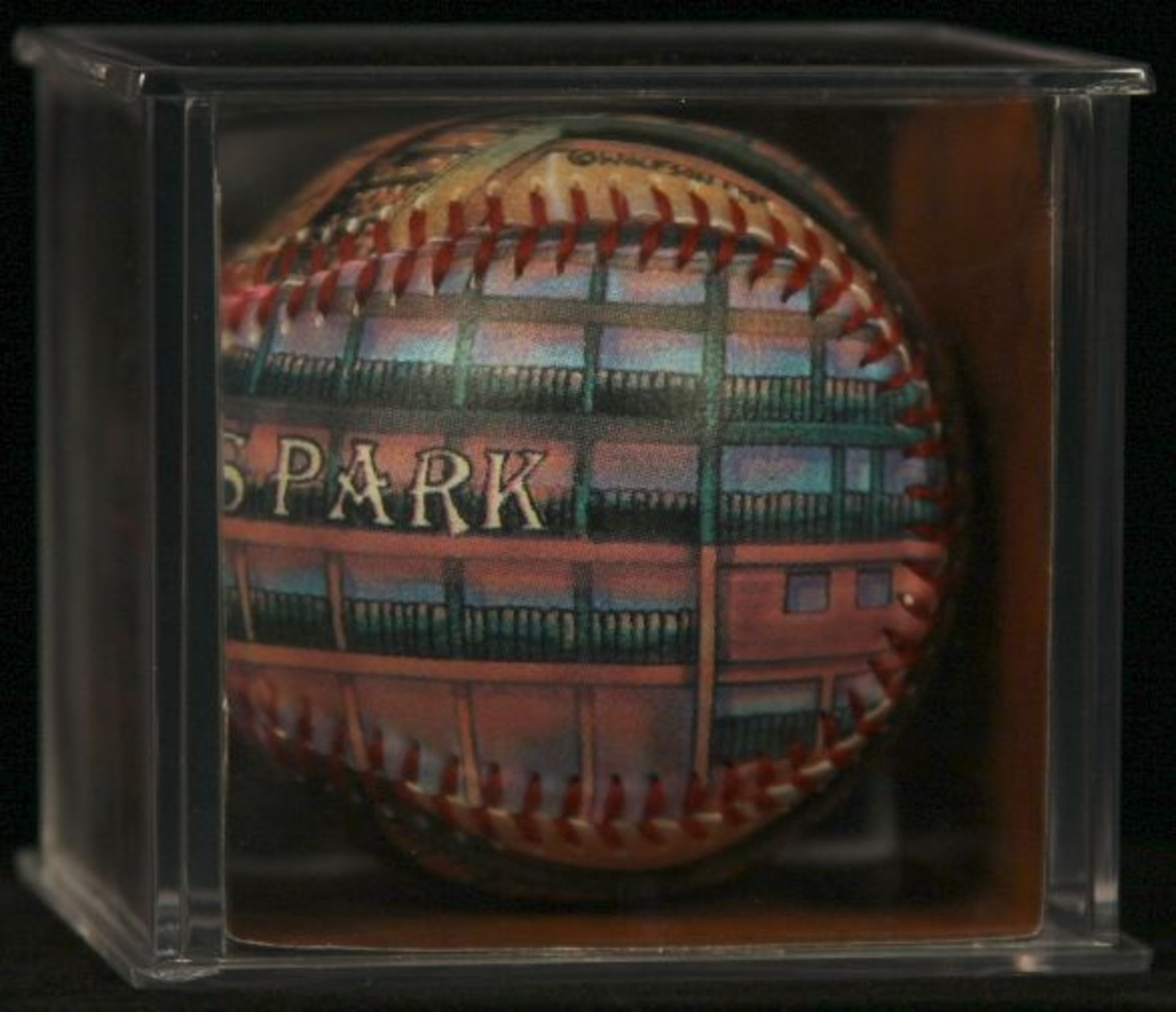 "Unforgettaball! ""Sportsman's Park"" Nostalgia Series Collectable Baseball - Image 3 of 4"
