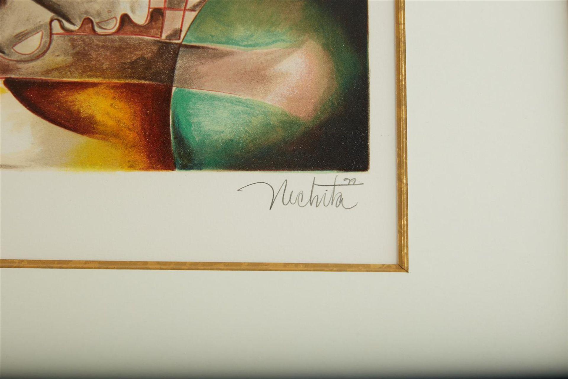 Miss Maui by Alexandra Nechita 131/199 - Image 2 of 6