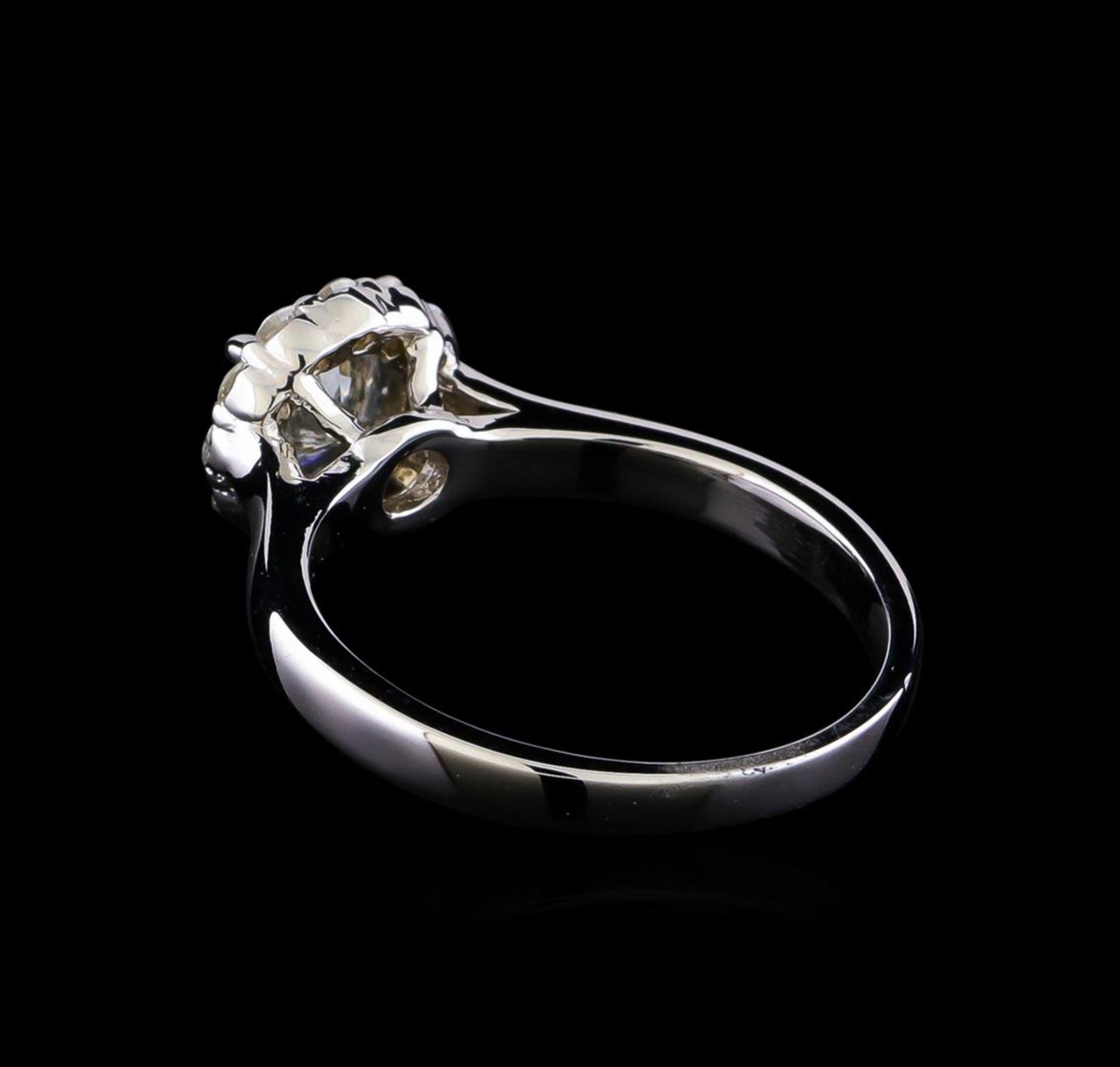 0.99 ctw Diamond Ring - 14KT White Gold - Image 3 of 5