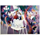 "Isaac Maimon ""West Bank Cafe"""