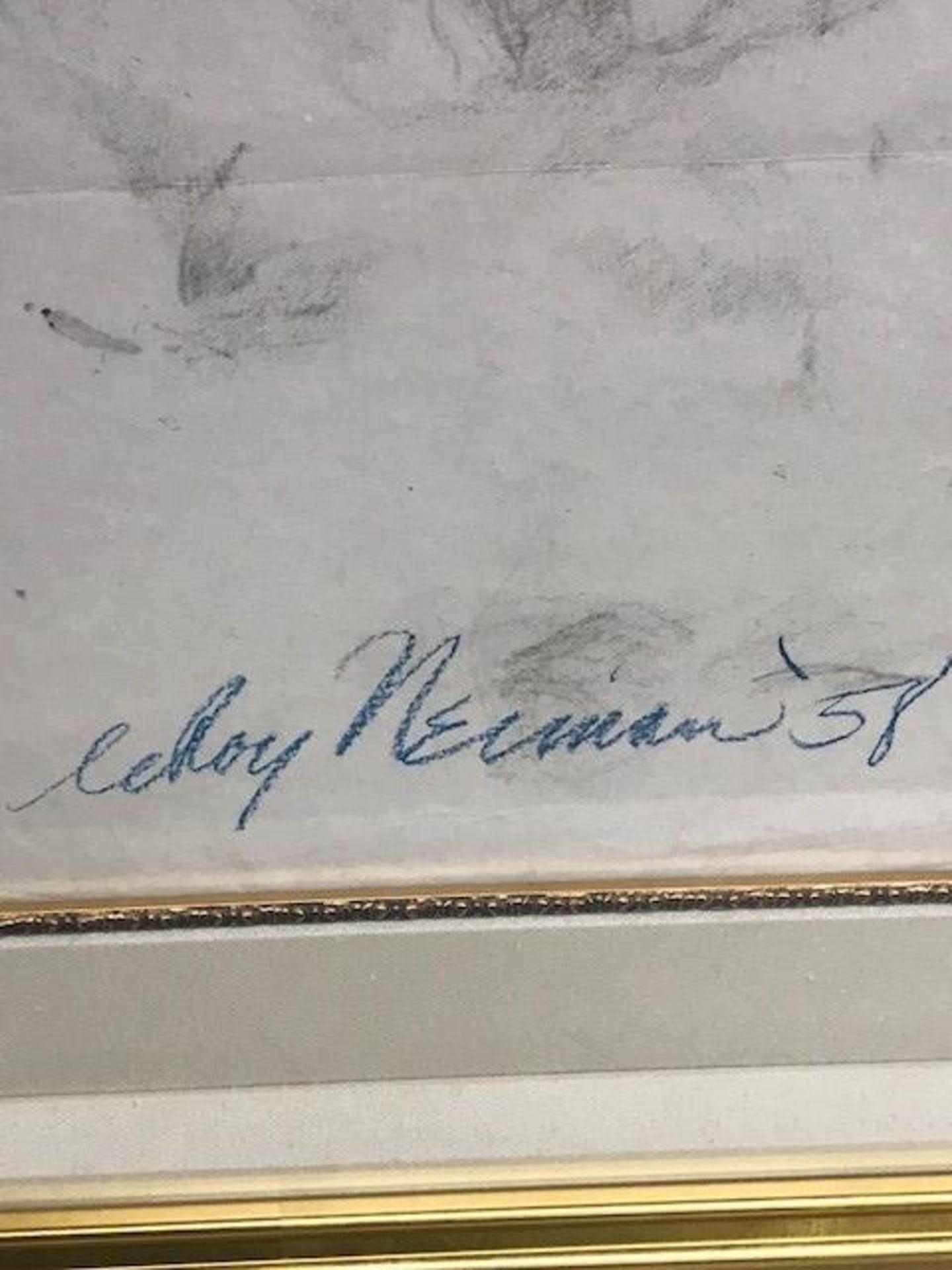 "LeRoy Neiman ""Wicked Rendezvous"" - Image 2 of 3"