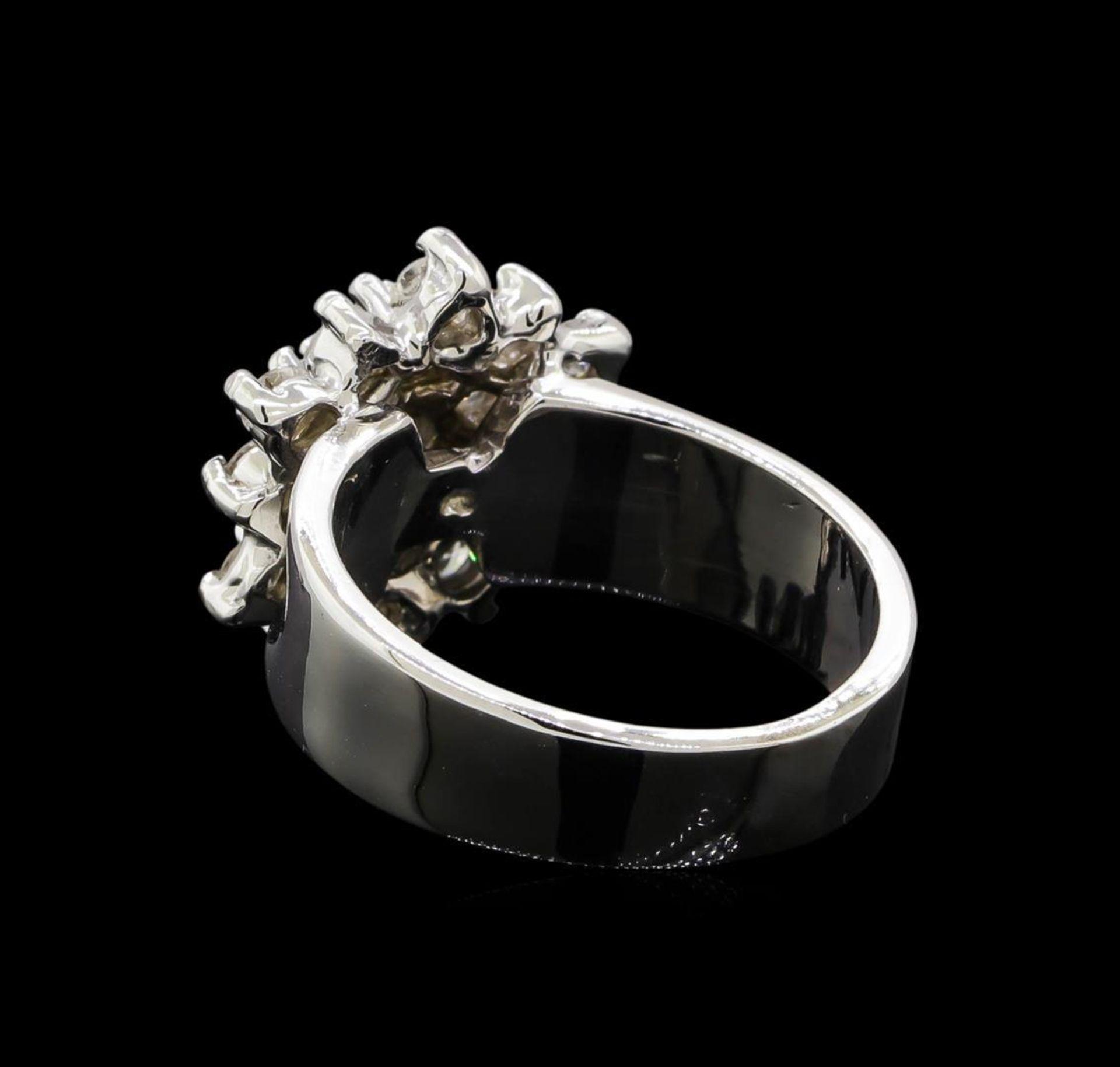 14KT White Gold 1.55 ctw Diamond Ring - Image 3 of 5