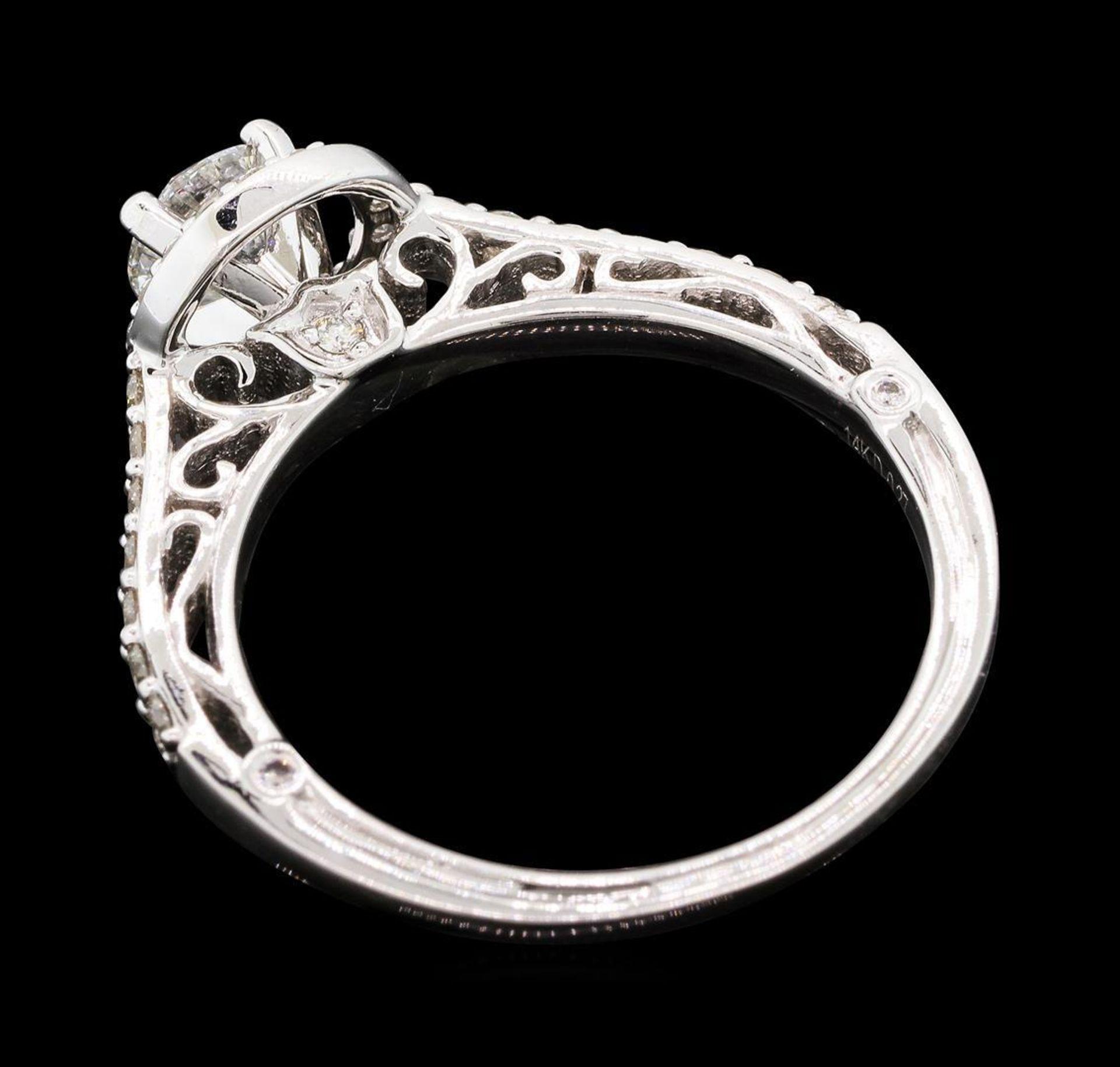 0.79 ctw Diamond Ring - 14KT White Gold - Image 3 of 5
