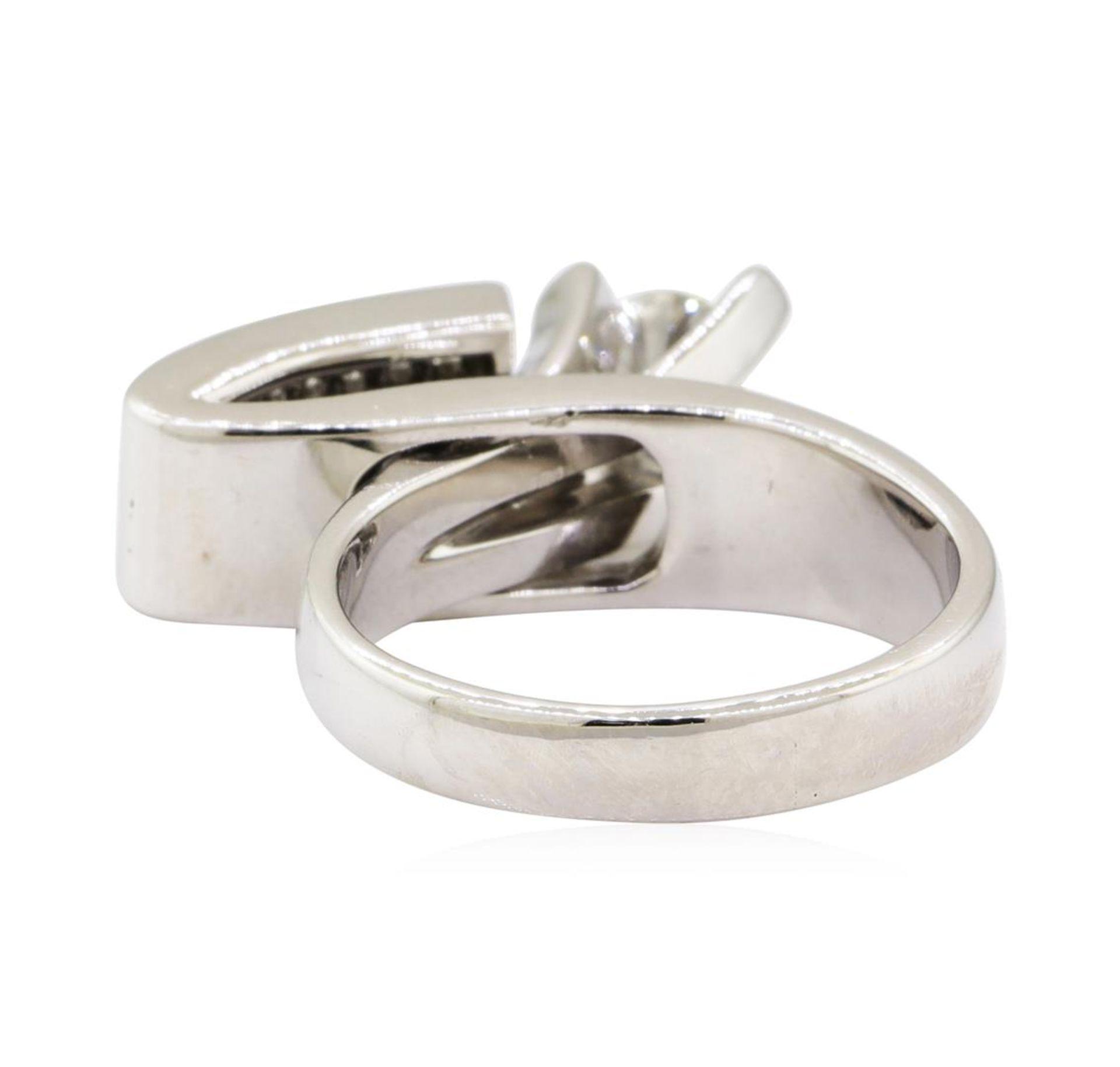1.29 ctw Diamond Ring - 14KT White Gold - Image 3 of 5