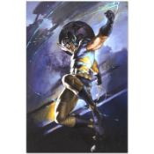 """Marvel Comics """"Uncanny X-Men #539"""" Numbered Limited Edition Giclee on Canvas by"""
