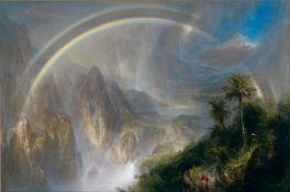 Frederic Edwin Church - Rainy Season in the Tropics