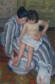 Cassatt - The Childs Bath