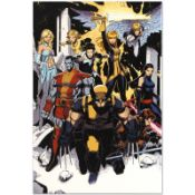 """Marvel Comics """"X-Men: Curse of the Mutants, Storm and Gambit #1"""" Numbered Limite"""