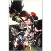 "Marvel Comics ""What If? Secret Invasion #1"" Numbered Limited Edition Giclee on C"