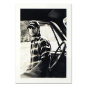 """Rob Shanahan, """"Luke Bryan"""" Hand Signed Limited Edition Giclee with Certificate o"""