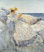 Childe Hassam - Summer Sunlight (Isle of Shoals)