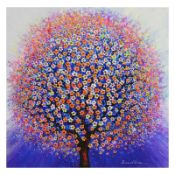 Rudka, Limited Edition on Canvas, Numbered Inverso and Hand Signed with Letter o