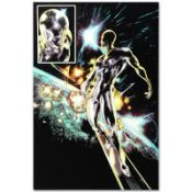 "Marvel Comics ""Silver Surfer: In Thy Name #4"" Numbered Limited Edition Giclee on"