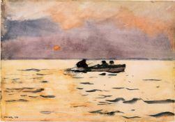 Homer - Rowing