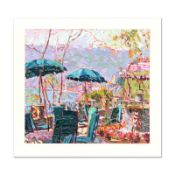 """Marco Sassone, """"Porta Roca"""" Limited Edition Serigraph, Numbered and Hand Signed"""