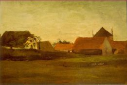 Van Gogh - Farmhouses