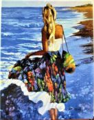 "Howard Behrens ""MY BELOVED BY THE SEA (from ""MY BELOVED"" COLLECTION)"""