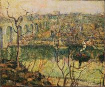 Ernest Lawson - High Bridge
