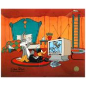 Just Fur Laughs by Chuck Jones (1912-2002)