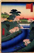 Hiroshige Dam on the Otonas
