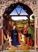 Petrus Christus - Birth of Christ