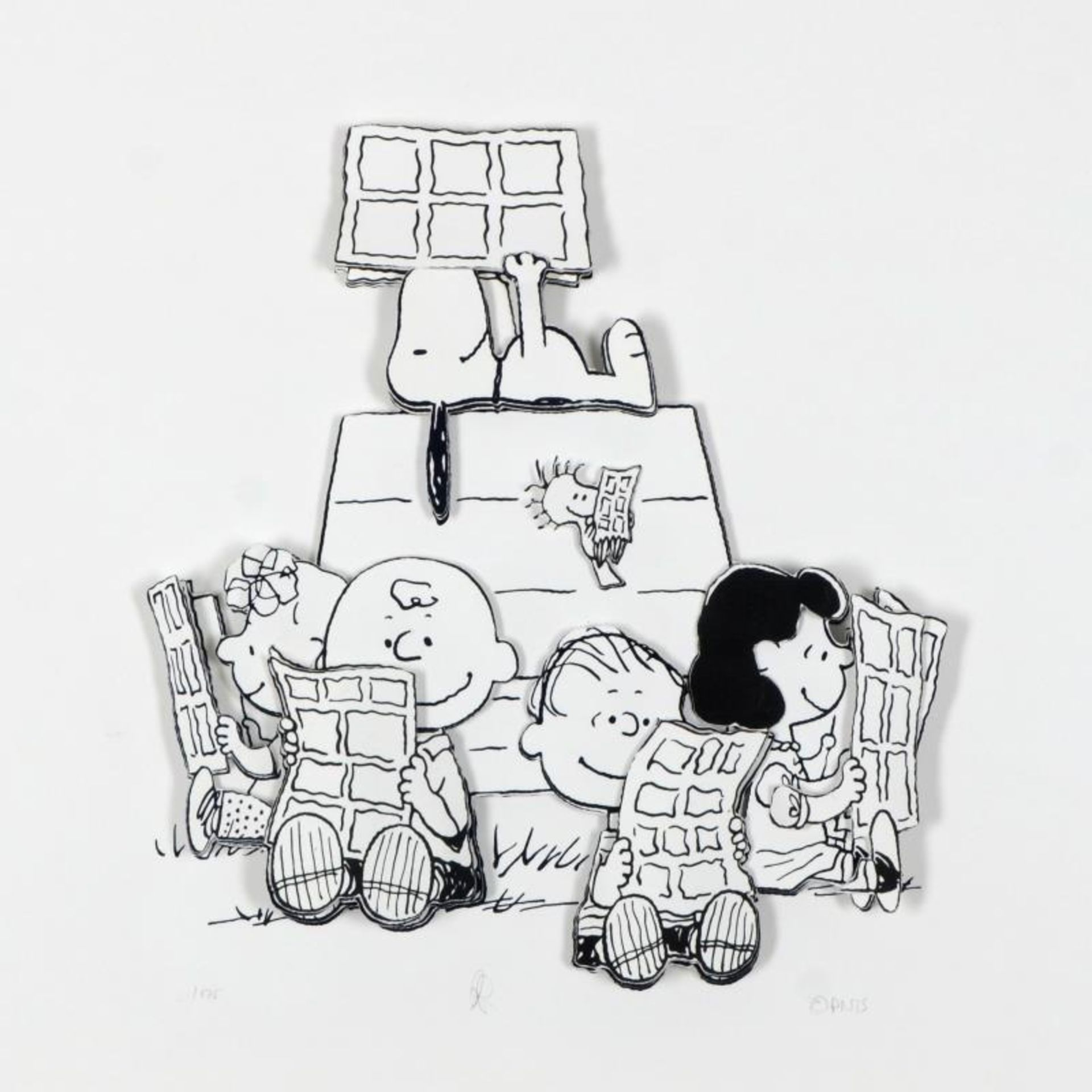 Down Time by Peanuts - Image 2 of 4