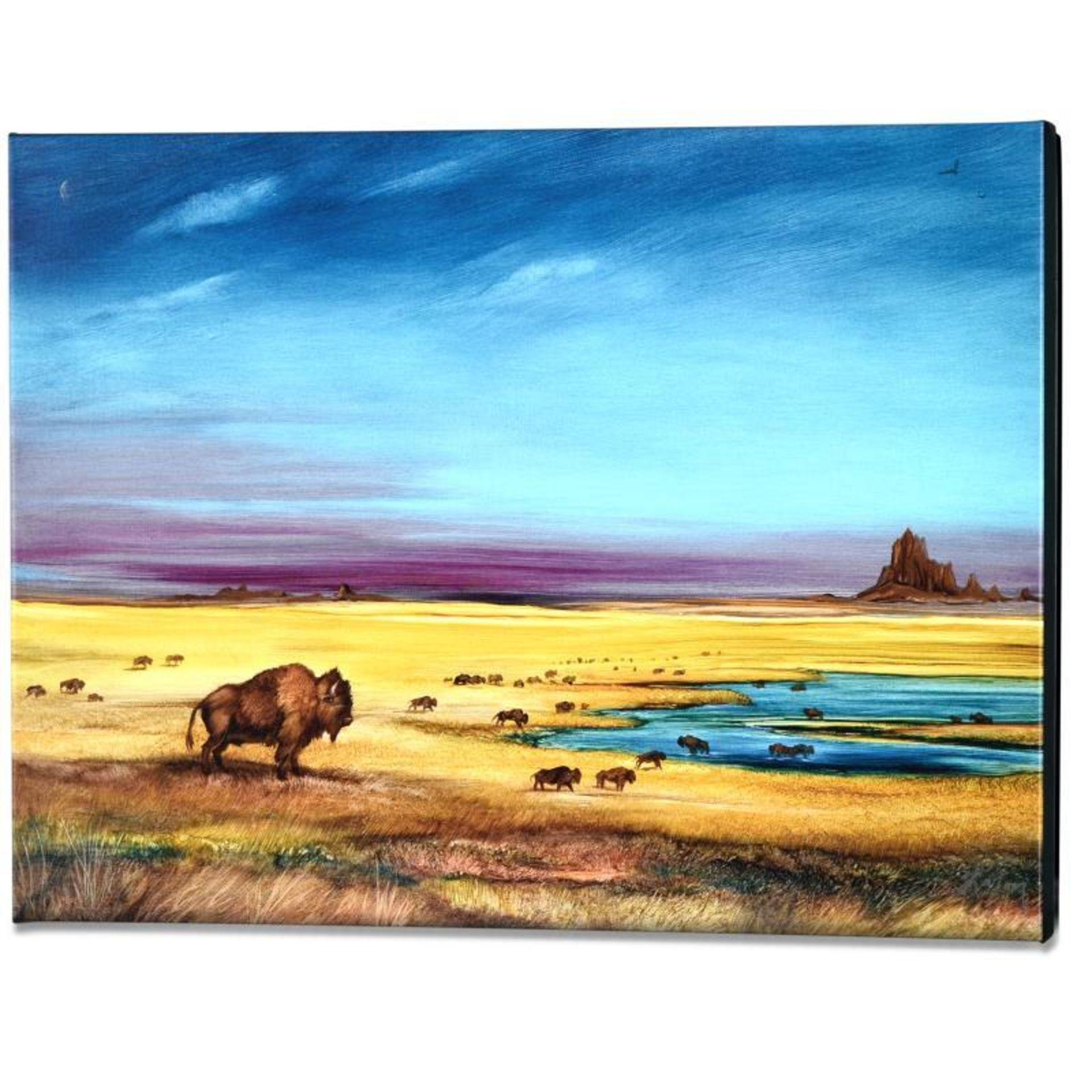 Where the Buffalo by Katon, Martin - Image 3 of 4