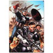Secret Warriors #18 by Marvel Comics