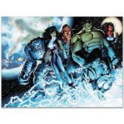 Incredible Hulks #615 by Marvel Comics