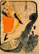 Toulouse-Lautrec - Jane Avril