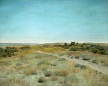 William Merritt Chase - First Touch of Autumn