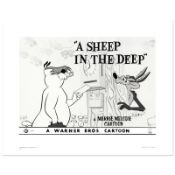 A Sheep In the Deep by Looney Tunes
