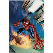 Timestorm 2009/2099 #4 by Marvel Comics