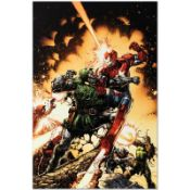 Siege: The Cabal #1 by Marvel Comics