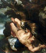 Sir Peter Paul Rubens - Prometheus Bound