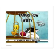 Canary Row by Looney Tunes