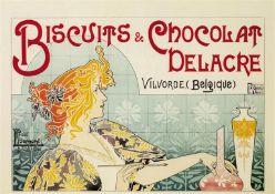 Privat Livemont - Biscuits & Chocolat
