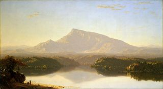 Sanford Robinson Gifford - Wilderness