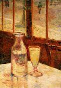 Van Gogh - The Still Life With Absinthe