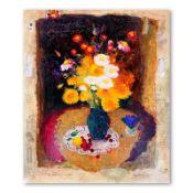 Yellow Flowers by Alexander & Wissotzky