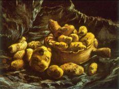 Van Gogh - Earthen Bowls