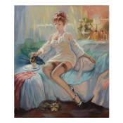 Alexandra by Sidan, Taras
