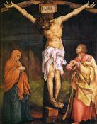 Matthias Gr�newald - Crucifixion